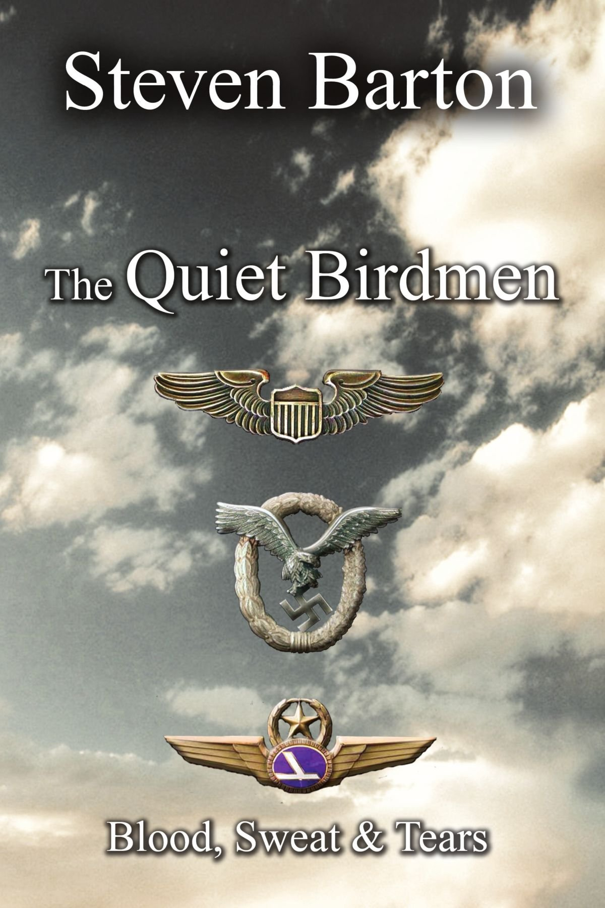 Read Online The Quiet Birdmen: Blood, Sweat & Tears pdf
