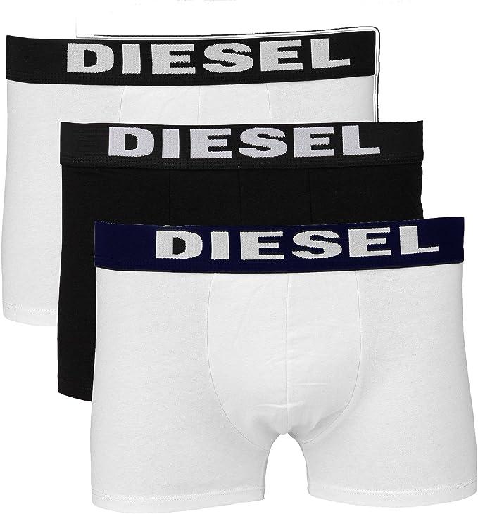 Diesel Calzoncillos Boxer para Hombre Underwear UMBX-Rocco 3 Pack ...