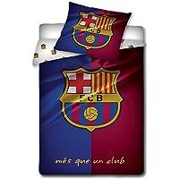 Funda de almohada y edredón FC Barcelona clásico