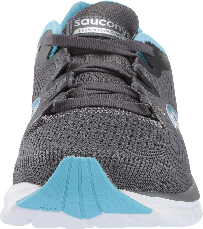 Saucony Versafoam Flare Zapatillas de correr para mujer: Saucony: Amazon.es: Zapatos y complementos