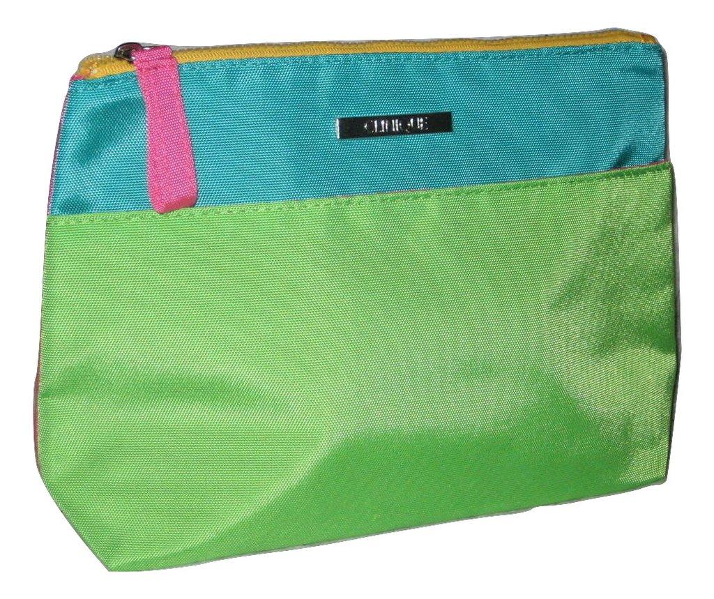 Clinique verde bloque de color bolsa de maquillaje cosmético ...