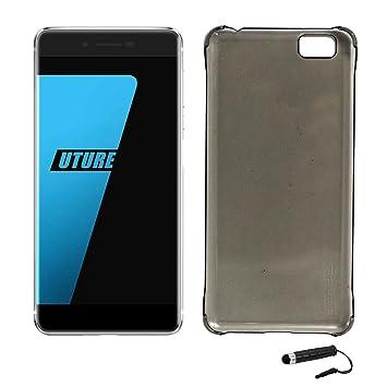 Ycloud Funda Libro para Ulefone Future, Cuero Hard Plastic ...