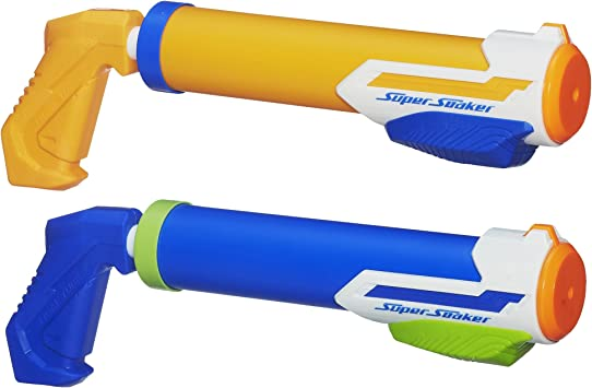 Nerf Super Soaker Tidal Tube Blaster 2-Pack(Discontinued by manufacturer)