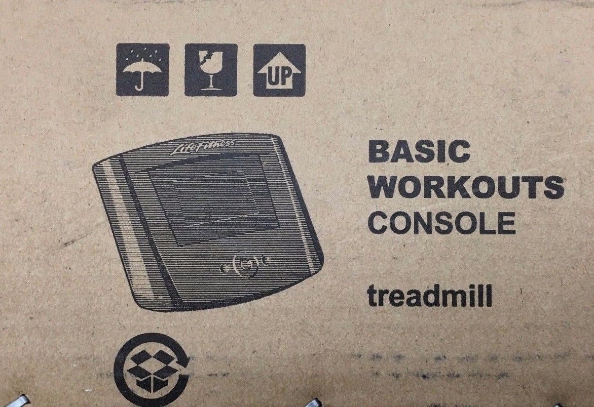 Life Fitness T3 F3 Basic Workouts Treadmill Display Console Control Panel by Life Fitness (Image #4)