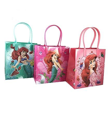 Amazon.com: Bolsas de regalo de cumpleaños de Nickelodeon ...