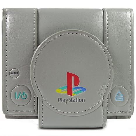 Cartera de Sony PlayStation One Consola Gris