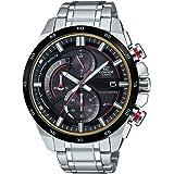 Casio Edifice Analog Black Dial Men's Watch - EX378 (EQS-600DB-1A4UDF)