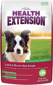 Health Extension Lamb & Brown Rice Recipe