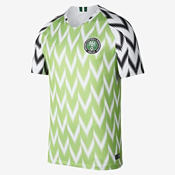 Soccer Jersey Nigeria National Vk Football T Shirt 2018 Outstuffs D9IYEH2W