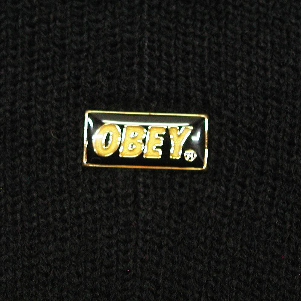 Gorro Obey: Surplus Beanie BK: Amazon.es: Ropa y accesorios