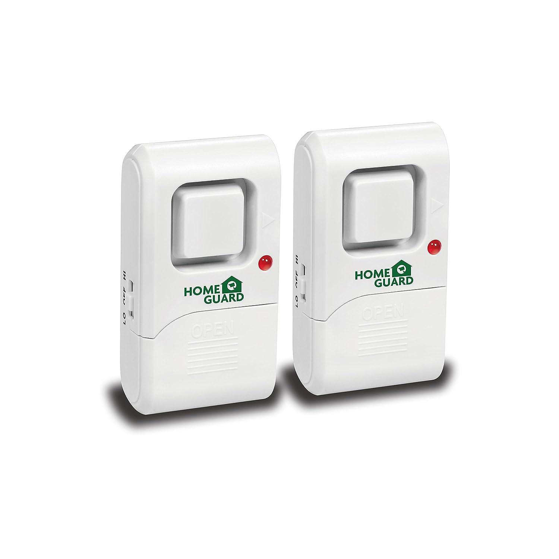 Homeguard HGWDA522 Alarma Vibración, Blanco, Set de 2 Piezas ...