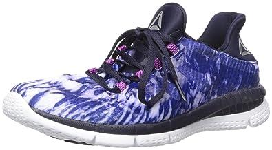 Reebok ZPrint Her MTM Womens Purple Delirium/Pigment Purple/Primo Purple/White U672246SS Shoes