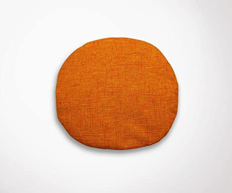 Cojín Silla Tulip Saarinen - chiné - Color - Naranja ...
