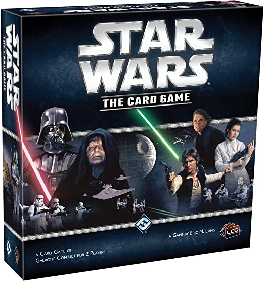 best 1v1 starwars card game