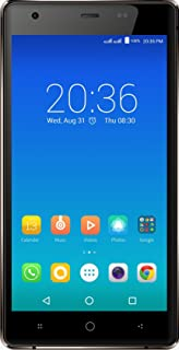 Micromax Canvas 5 Lite Q462  Brown  Smartphones