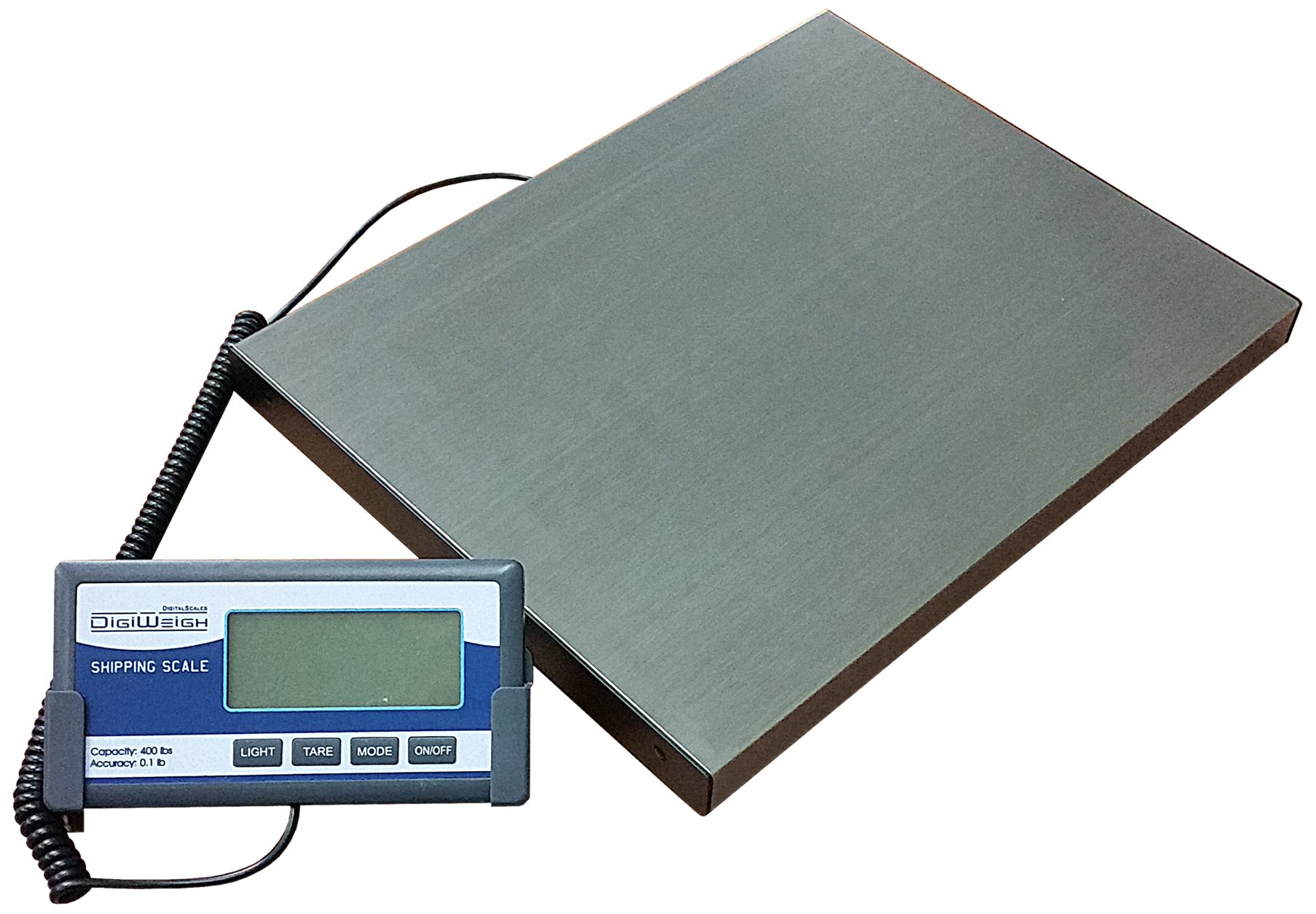 DigiWeigh 400 Lb. Shipping Scale (DW-64) by DigiWeigh