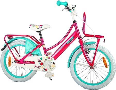 Ibiza Bicicleta Niña Chica 18 Pulgadas Freno Delantero al Manillar ...