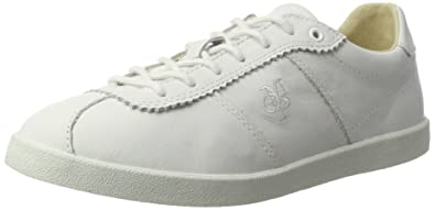 d22a1ef30d Marc O'Polo Damen 70213903501102 Sneaker, Weiß (White), 36 EU ...