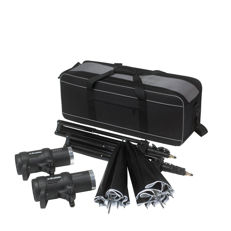 Profoto 901056 D1 Studio Kit 500/500 Air without Air Remote (Black)