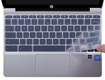 CASEBuy Protector Ultra fino de teclado de silicona funda de silicona para 11,6 pulgadas HP ...