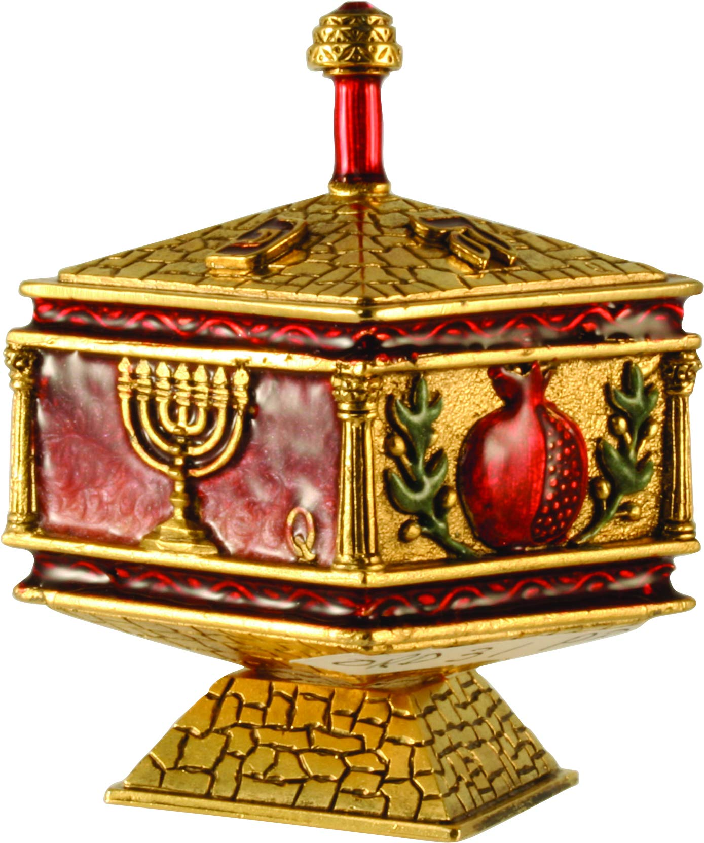 Quest Collection Jerusalem Dreidel by Quest Collection (Image #1)