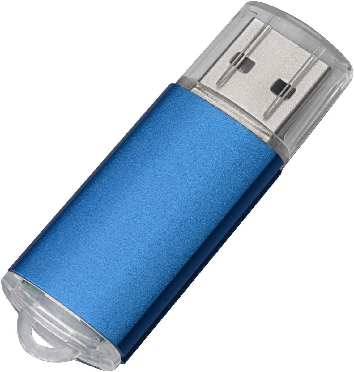 Capacity : 64GB Car USB Flash Drive Metal Waterproof and Shockproof Computer USB Memory Stick HUIJUNWENTI 8GB USB2.0 Flashing Disk