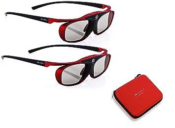 HI de Shock Bluetooth/RF Pro – Gafas 3D para Bluetooth 3D TV con ...