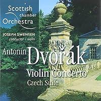 Violinkonzert/Tschech.Suite