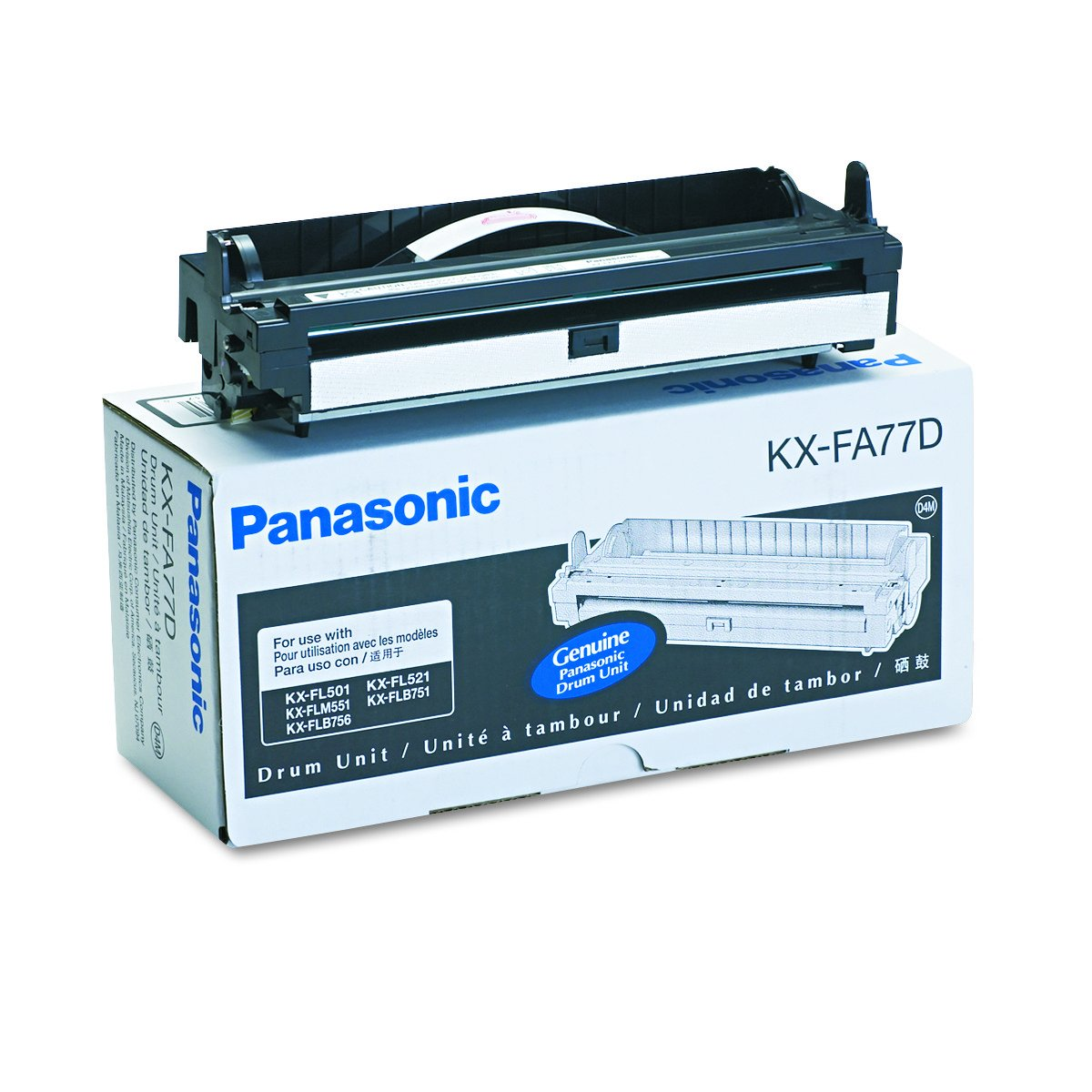 PANASONIC KX-FA77D Drum cartridge for panasonic fax kx-fl501, flm551