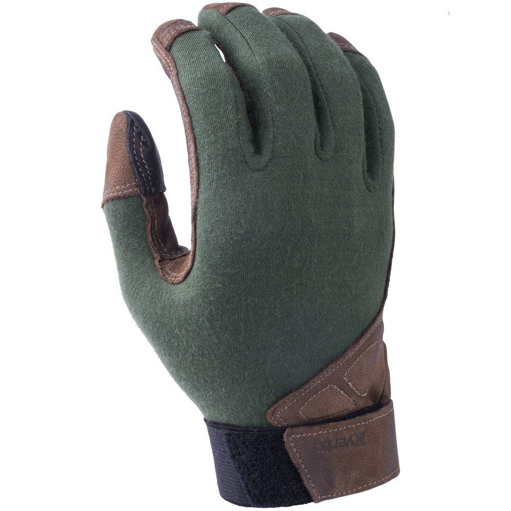 Vertx Fr Assaulter Gloves, OD Green, Large
