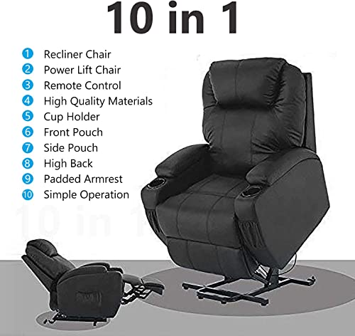 Mecor-Lift-Chairs-for-Elderly,Power-Lift-Recliner,-Bonded-Leather-Lifting-Sofa-Chair-with-Remote-Control