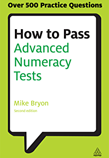 Numerical reasoning practice tests shl type practical examples how to pass advanced numeracy tests improve your scores in numerical reasoning and data interpretation fandeluxe Images