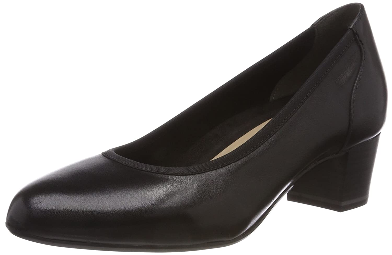 Tamaris 22301, Zapatos de Tacón para Mujer 41 EU|Negro (Black 001)