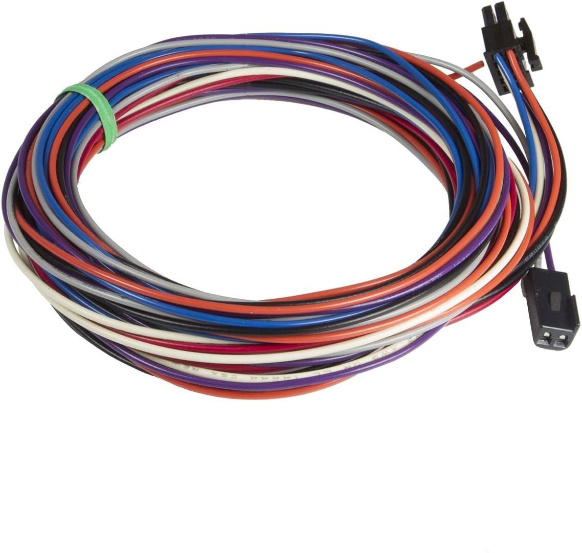 Amazon.com: Auto Meter 5276 Replacement Wire Harness for Elite Temperature  Gauges: AutomotiveAmazon.com