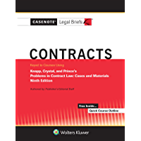 Casenote Legal Briefs for Contracts, Keyed to Knapp, Crystal, and Prince (Casenote Legal Briefs Series)
