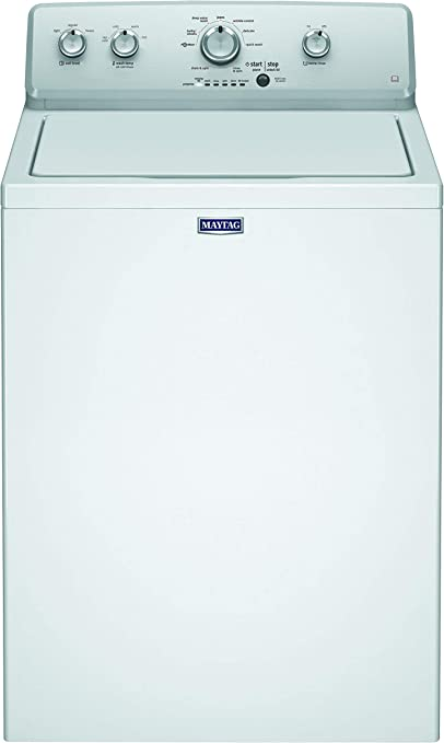 Maytag 3LMVWC315FW 15kg 800rpm Semi-Commercial Freestanding Washing Machine - White
