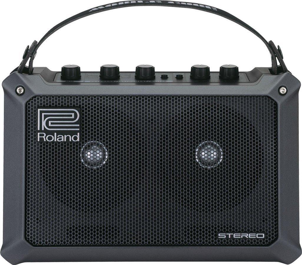 Roland Cubo móvil de la batería del amplificador estéreo con alimentación y 8 Libre Universal Electronics AA Baterías Bundle: Amazon.es: Instrumentos ...
