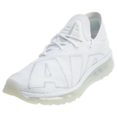 size 40 5796d a9f50 Nike Air Max Flair Mens Style: 942236-100 Size: 11.5 White/Pure Platinum:  Buy Online at Low Prices in India - Amazon.in