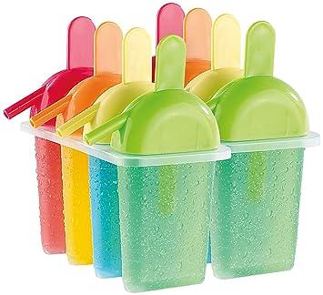 Eiskugel spielen und einfrieren