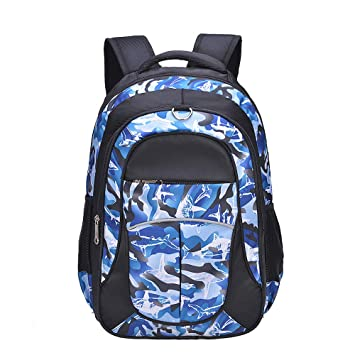 98a7a83dbf2 Amazon.com | Shark Backpack for Boys | Kids | Fenrici | 18