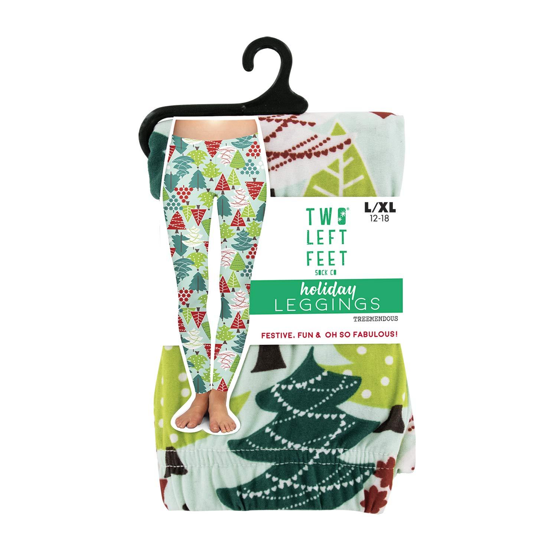 Amazon.com: DM Merchandising - Leggings de Navidad con dos ...