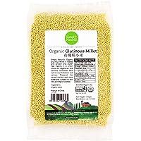 Simply Natural Organic Glutinous Millet China, 500g
