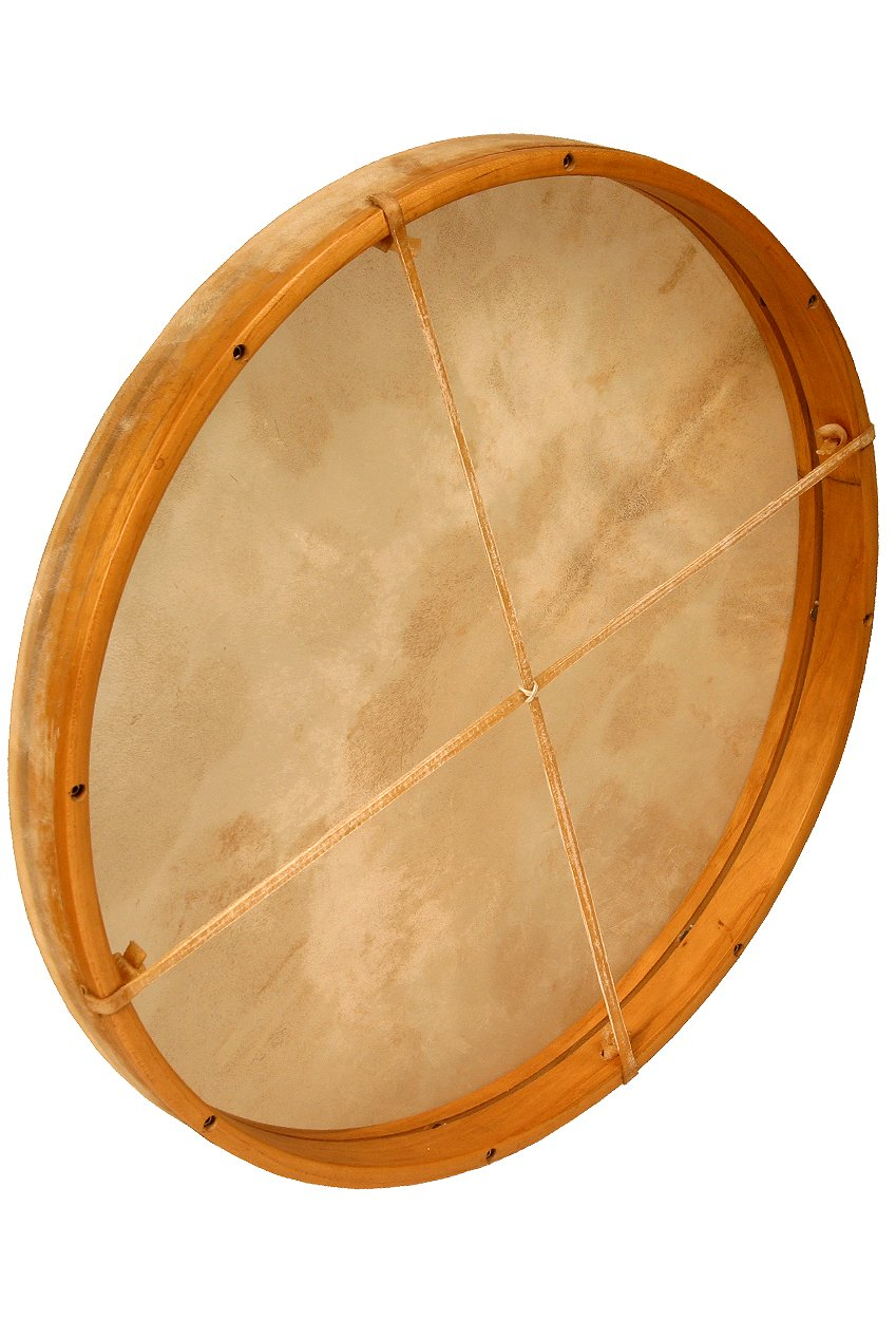 Frame Drum, 22'', Interior Tuning by Mid-East