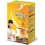 韓国で人気のコーヒー【Maxim Coffee Mix モカゴール】(100袋入)