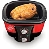 JML Go Chef 8 in 1 Non-Stick Multi Cooker - Bake, Fry, Slow Cook, Steam, Boil, Roast and More by Jml