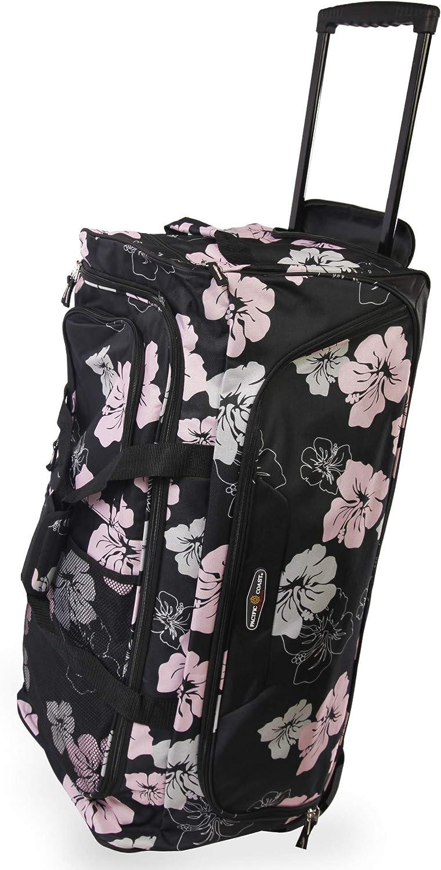 Pacific Coast Signature Women s 32 Large Rolling Duffel Bag