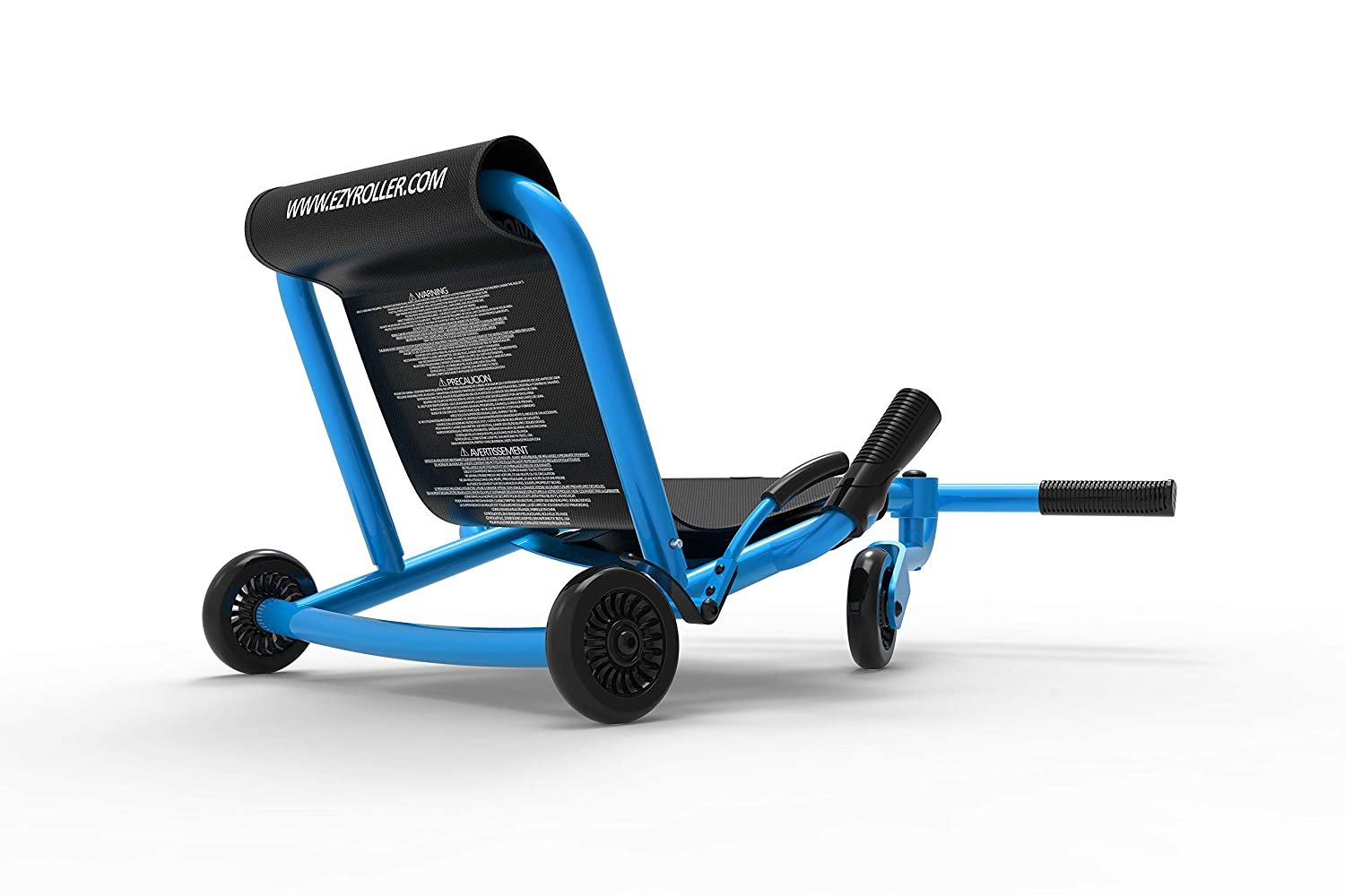 Amazon.com: EzyRoller Ride On Toy - Patinete clásico, Azul ...