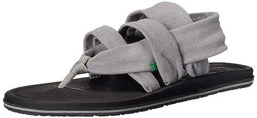 Sanuk Womens Yoga Sling 3 Sandal: Amazon.es: Zapatos y ...