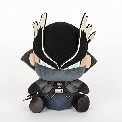 Stubbins Ps Pl 007 The Hunter (Sony) Plush