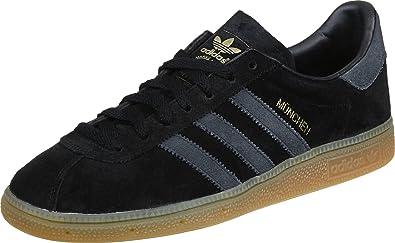 adidas Muuml;nchen Schuhe 50 black/grey/gum